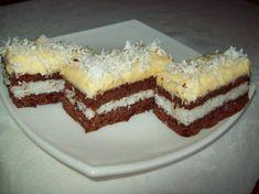 Romanian Desserts, Romanian Food, Croatian Recipes, Special Recipes, Kakao, Homemade Cakes, Desert Recipes, Cookie Recipes, Sweet Treats