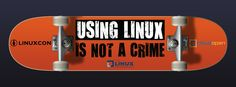 Using LINUX is not a crime
