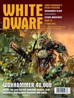 White Dwarf Weekly número 16 de mayo