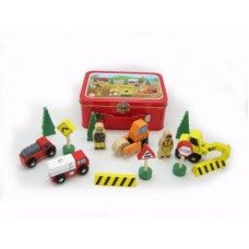 Buy Wooden Construction Set in Carry Case online
