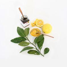 Vanilla Bean Lemon Curd