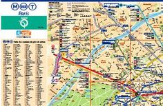 How to use the Paris Metro subway Paris Metro maps, schedules, tickets, passes, helpful travel tips. The Paris Metro consists of 300 stations on 16 lines.