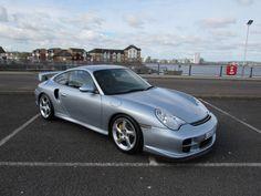 2001 Porsche 911 996 GT2