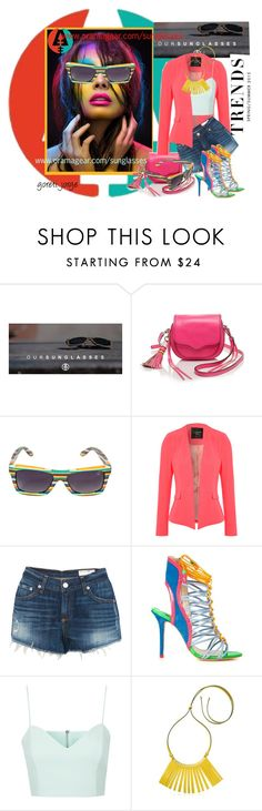 """""""Best Summer Look with Orama Gear Sunglasses"""" by goreti ❤ liked on Polyvore featuring Rebecca Minkoff, Jane Norman, rag & bone, Sophia Webster, Topshop, Marni and oramagear"""