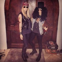 50 Amazing Celebrity Costumes to Inspire You This Halloween via Brit + Co.