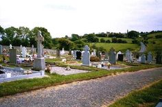 Cemetery record search...