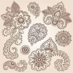 Шаблоны для росписи.. Обсуждение на LiveInternet - Российский Сервис Онлайн-Дневников