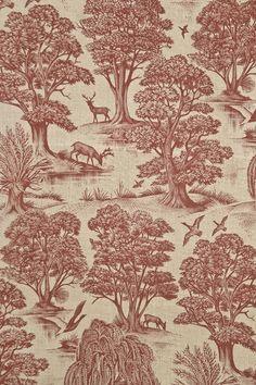 Deer Park Linen Curtain Fabric 100% oatmeal linen fabric with