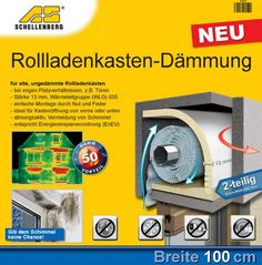 shutter housing insulation - Google zoeken