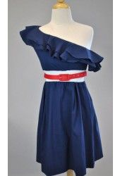Ole Miss gameday dress! {alma-mater} collection.
