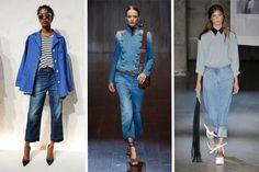 #spring #spoylapp #fashion #trend #denim Go-the-flared-way