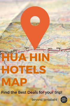 A simple, interactive map made to help you find your accommodation on your trip to Hua Hin, Thailand. Also includes hostels and guesthouses for the financially savvy traveler.