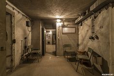 Le Bunker de Gare de l'Est