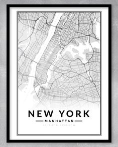 This contemporary and minimalistic map print (A3) is perfect for the home or office, or even as a gift! As this is an instant download, you will be purchasing exactly what you see. We can also create custom maps of any place in the world. Just send us a message!  DIGITAL DOWNLOAD ONLY (NO PRINT OR FRAME INCLUDED) - WE WILL MESSAGE YOU WITH YOUR DOWNLOADABLE FILE WHEN IT IS READY. Map Of New York, Custom Map, Custom Posters, Paper Sizes Chart, Personalized Engagement Gifts, New York Poster, One Year Anniversary Gifts, City Map Poster