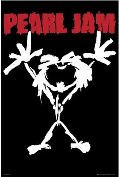 Pearl Jam - still can't stand it I've given this T-shirt to charity....grmpf