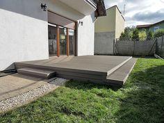 ¿Cómo instalar un piso de madera en la terraza?  (De Jorge Gonzalez)