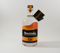 Manizales Gin (Student Project) on Packaging of the World - Creative Package Design Gallery