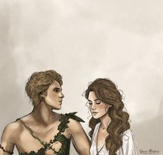 Peter and Wendy (yes its an older version of them… I LIVE BY MY OWN RULES!)