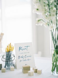 Serene Baby Shower + Nursery Inspired by Family and Culture