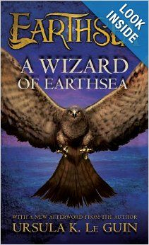 A Wizard of Earthsea (The Earthsea Cycle): Ursula K. Le Guin: 9780547773742: Amazon.com: Books