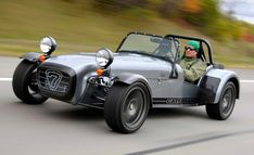Caterham (Lotus) 7. I want one - will it fit me?