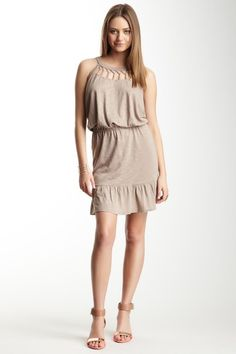 Knot Detail Dress by BCBGeneration on @HauteLook