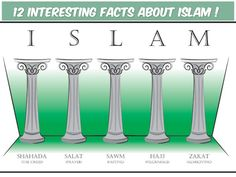 Islam is the most misunderstood religion as most people don't know the basis of Islam... Here, we will share with you some interesting facts about Islam....Check it out!