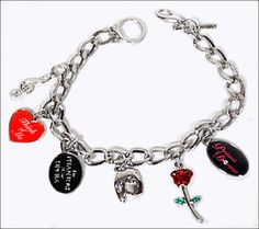 Phantom of the Opera - Charm Bracelet