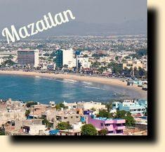 Vacationing in Mazatlan