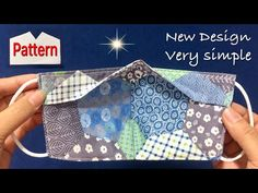 Sewing Lessons, Sewing Class, Sewing Hacks, Sewing Tutorials, Sewing Projects, Sewing Patterns, Easy Homemade Face Masks, Easy Face Masks, Diy Face Mask