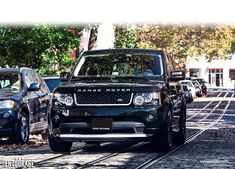Secret Entourage Range Rover