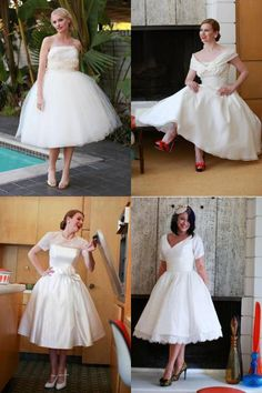Marry You Me: Wedding Style: Mad Men Inspired