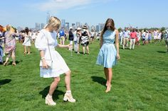 Veuve Clicquot Polo Outfits and What To Wear To A Polo Match This Summer #PoloGame #PoloOutfits #PoloGameAttire #WhatToWear #PoloGameOutfits #OutfitIdeas #VeuveClicquot #SportOfKings #VCPoloClassic #VeuveClicquotPoloClassic