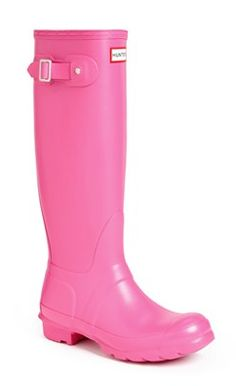 tall rain boots in lipstick pink  http://rstyle.me/n/e6ifhpdpe