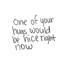 .Y E S. !!!!! >> here i send a big hug for my baby.. Hope you could sleep tight tonight baby..