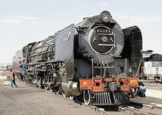 25NC 3472 Elize (4) (Camera man Hannes) Tags: steam locomotives 25nc reefsteamers South African Railways, Old Trains, Busses, Steam Engine, Steam Locomotive, Train Tracks, World Best Photos, Train Station, Landscapes