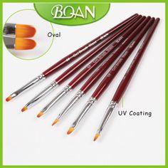 BQAN New UV Red Handle Gel Nail Art Brush Wholesale Oval Hair  http://www.boqiannails.com.cn/product/1738157031-220682615/BQAN_New_UV_Red_Handle_Gel_Nail_Art_Brush_Wholesale_Oval_Hair.html