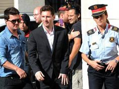 BREAKING: FC Barcelona star Leo Messi to face court trial for alleged tax evasion