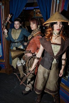 STEAMPUNK CONVENTION by Mark Berry - @steampunkpictures.net