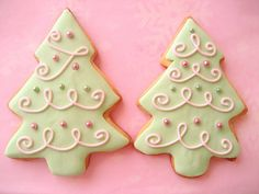 Cute cookies! #lillyholiday