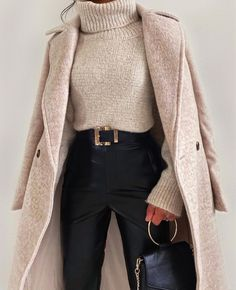 Casual Winter Outfits, Winter Fashion Outfits, Classy Outfits, Look Fashion, Stylish Outfits, Fall Outfits, Autumn Fashion, Womens Fashion, Polyvore Winter Outfits