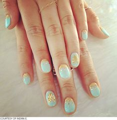 Six Prom-Perfect Nail Art Ideas
