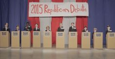 Little Republicans: Presidential Debate Highlights' is a hoot!