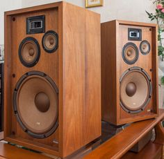 Golden Age Of Audio: Pioneer CS-77A Speakers