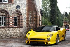 # Jaguar XJ220 Big Cat. - LGMSports.com