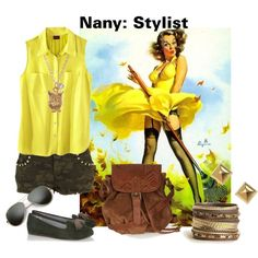 """Sin título #394"" by nany-stylist on Polyvore"