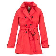 Timberland - Women's Rudston Waterproof Trench Coat