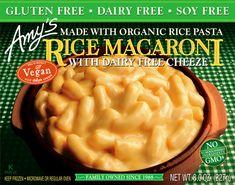 Amy's Macaroni and Cheeze