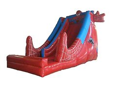 Find Spiderman Inflatable Slide? Yes, Get What You Want From Here, Higher quality, Lower price, Fast delivery, Safe Transactions, All kinds of inflatable products for sale - East Inflatables UK