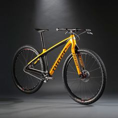 The Air 9 carbon fiber hardtail mountain bike from Niner Bikes